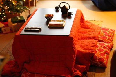 how to build a kotatsu table