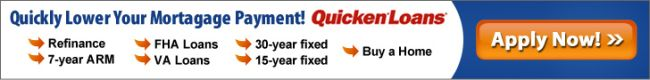quicken loans refinance