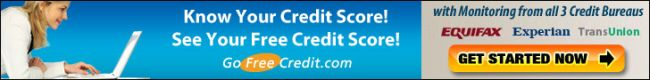 free credit check credit rating