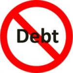 avoid debt say no to debt