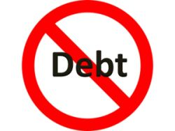 say no to debt avoid