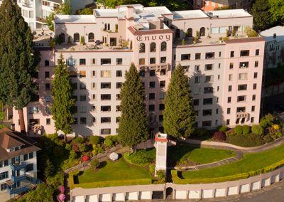 consider an apartment conversion