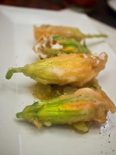 zucchini squash blossom recipe