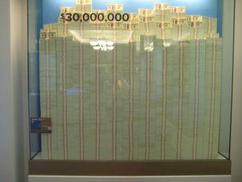 30 million dollars
