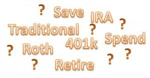 various retirement account options