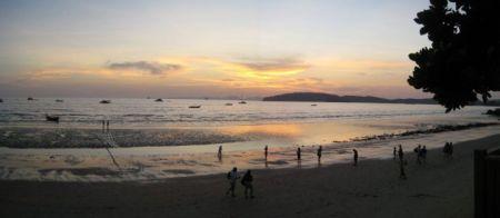 beach thailand krabi