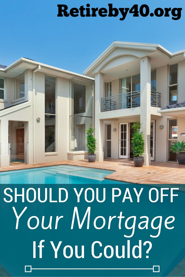 how to pay 100 000 to pay off mortgage