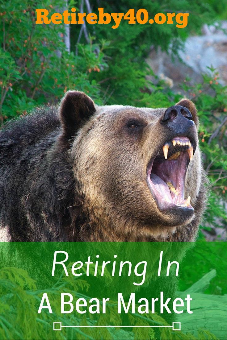 A Bear Market Retiring In A B...