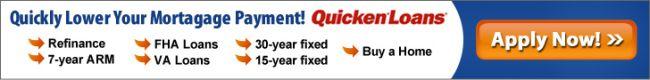 quicken loans refinance