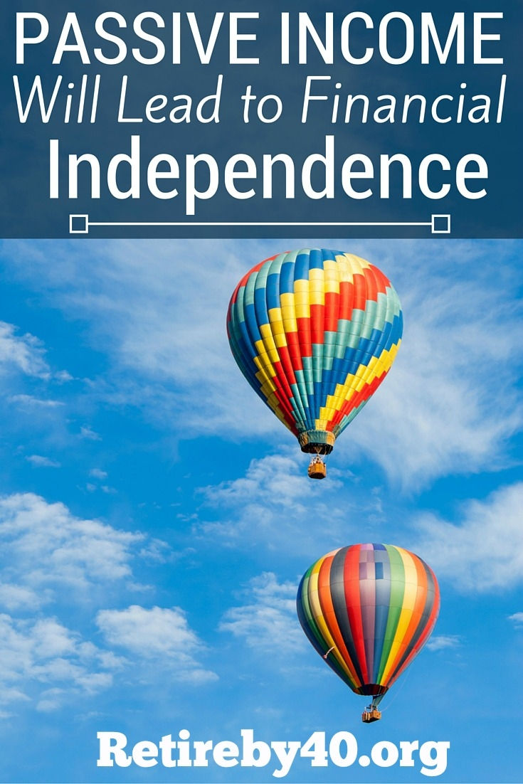 Residual income - how to become financially independent
