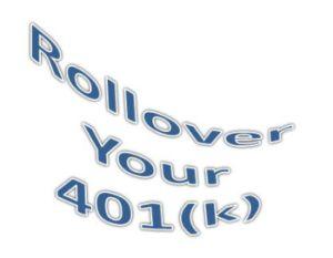 rollover 401k to Vanguard IRA