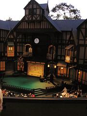 Ashland Elizabethan theater
