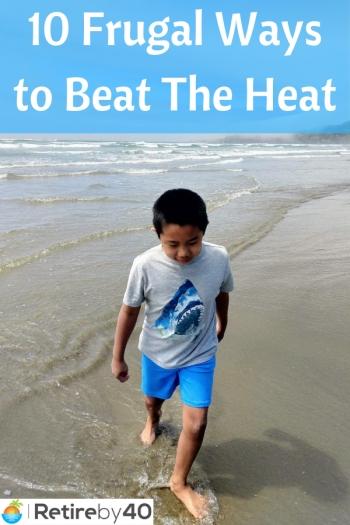 10 maneiras frugais de vencer o calor 350