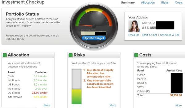 free financial adviser online