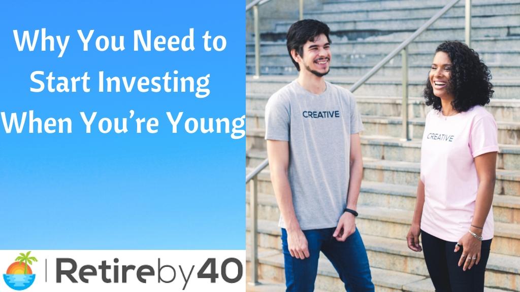 Por que você precisa começar a investir quando é jovem 2