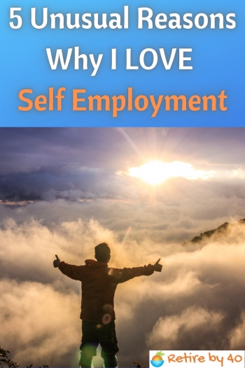5 Unusual Reasons Why I LOVE Self Employment350