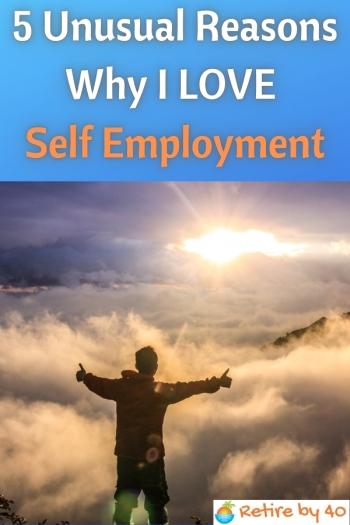 5 razões incomuns pelas quais EU AMO o trabalho autônomo 350