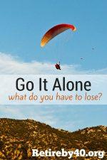 Go It Alone