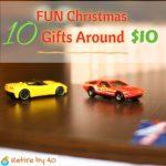 10 Fun Christmas Gifts Around $10