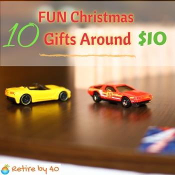 10 presentes de Natal divertidos cerca de US $ 10 350