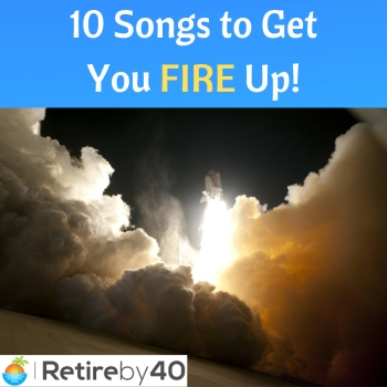 10 Songs to Get You FIRED Up! 350