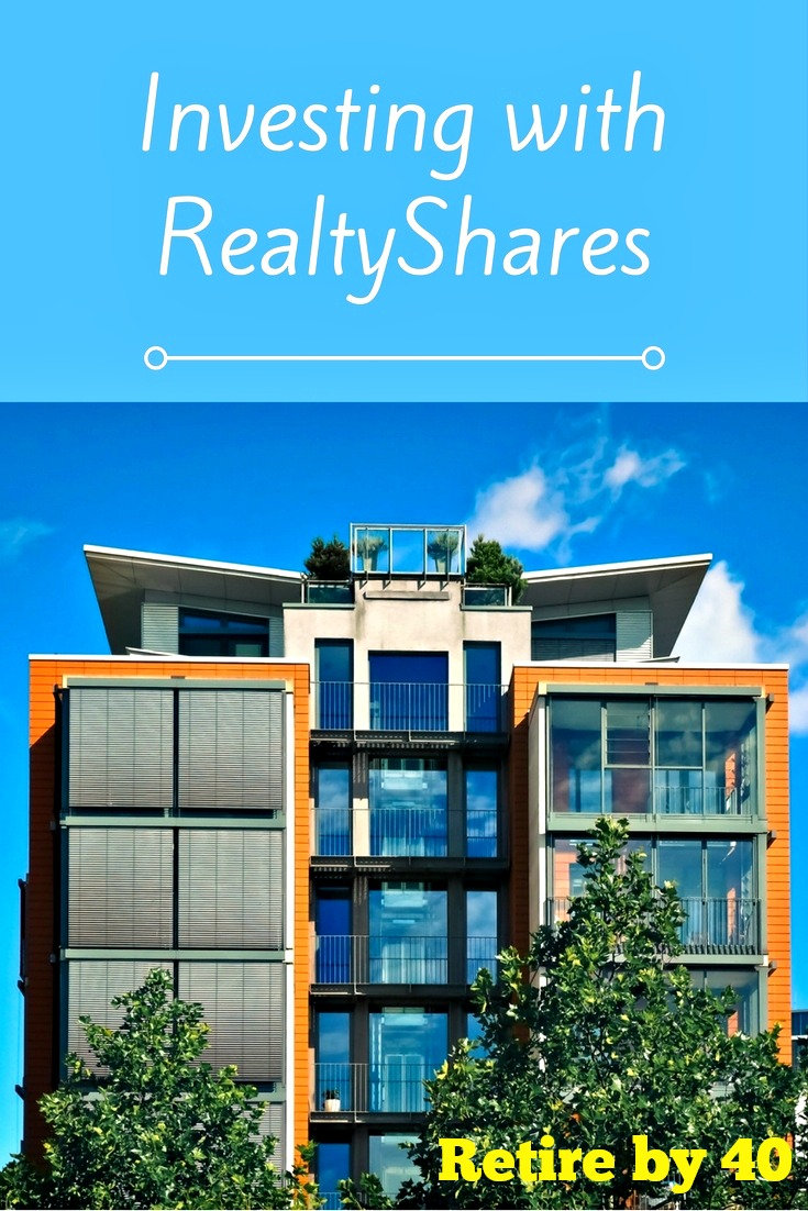 I'm diversifying our real estate investment with RealtyShares, a real estate crowdfunding platform. See how our investments are doing.