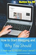 How to Start a Blog and Why You Should