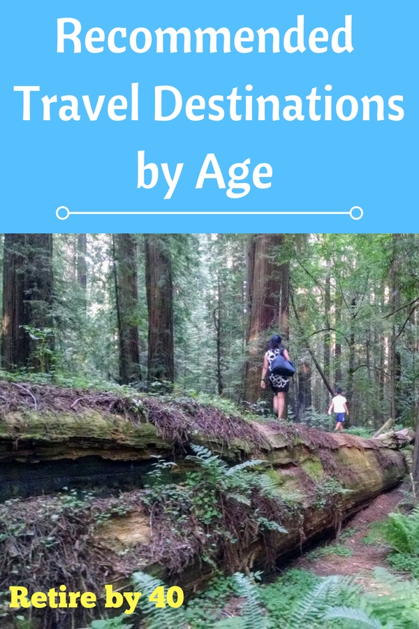 Check out my travel recommendations and tell me what you think. How do you travel? Do you consider money, age, or other factors?