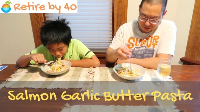 Receita SAHD - Pasta de Salmão com Manteiga de Alho 13