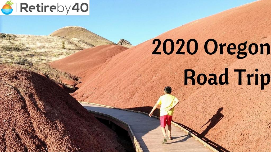 2020 Oregon Road Trip - aposentar-se em 40 21