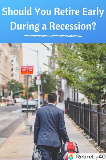 Você deve se aposentar mais cedo durante uma recessão? 1