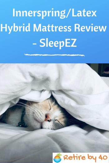 Hybrid Mattress Review 350