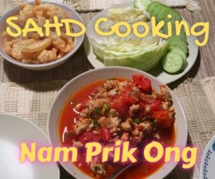 SAHD Cooking – Nam Prik Ong thumbnail