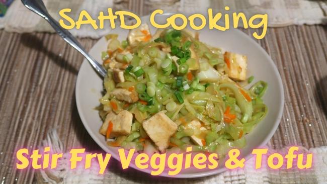Frite Veggie & Tofu650