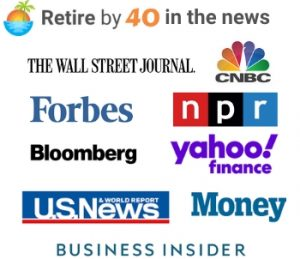 Retire by 40 in the news