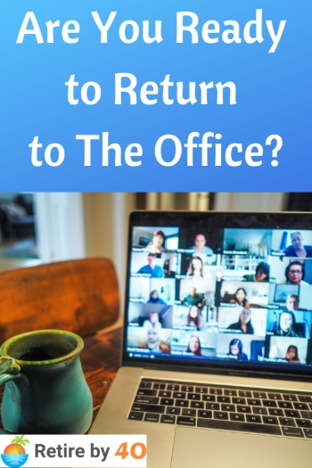 return to the office