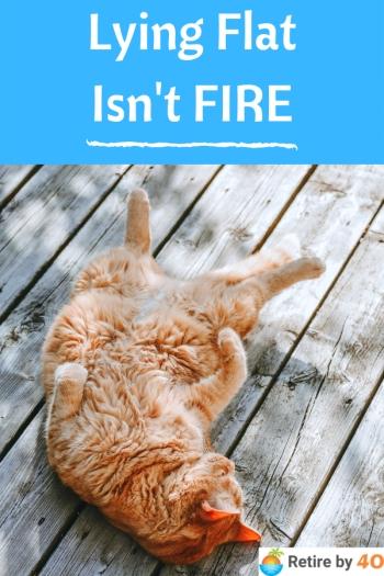 lying flat FIRE